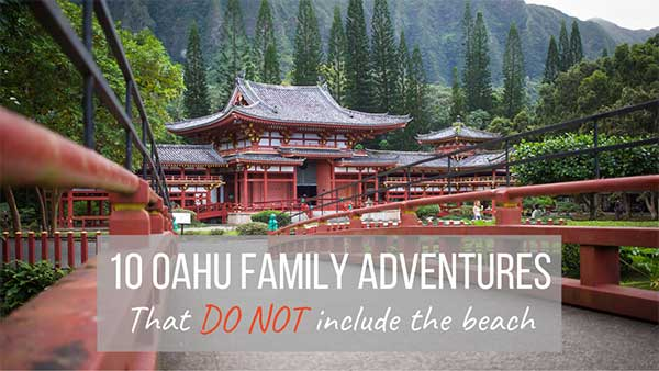 10 Oahu tourist spots