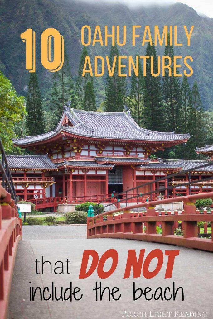 10 Oahu family adventures