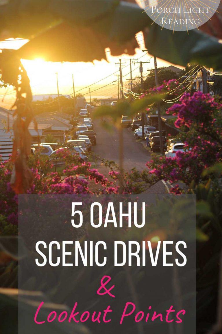 Oahu scenic drives