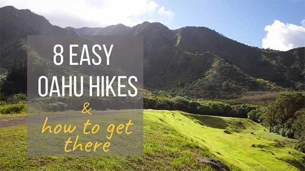 Oahu hikes