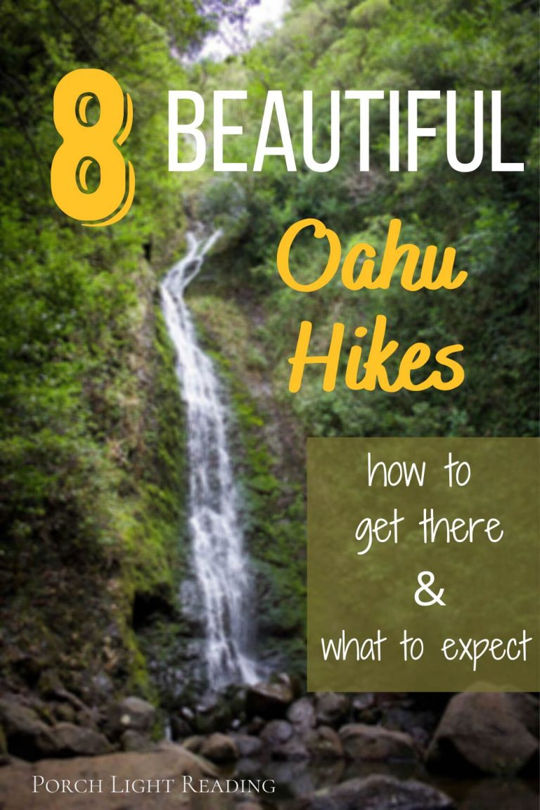 8 Oahu hikes and how to get there