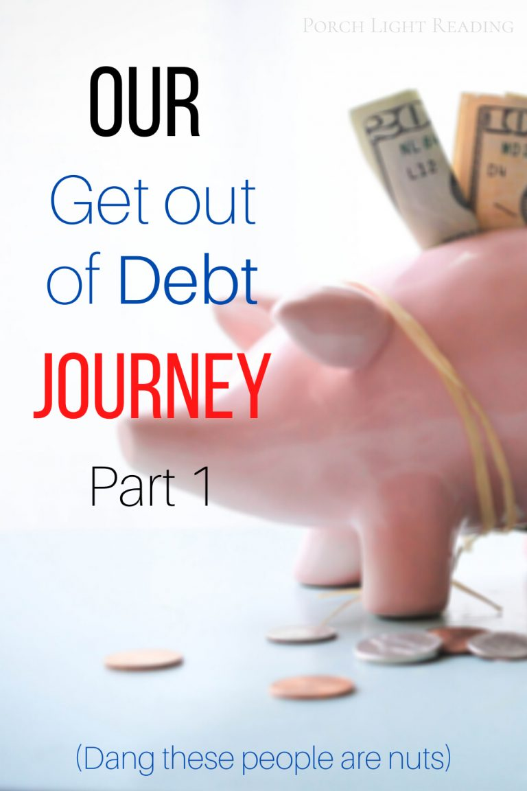 debt free living, living on a budget, getting out of debt