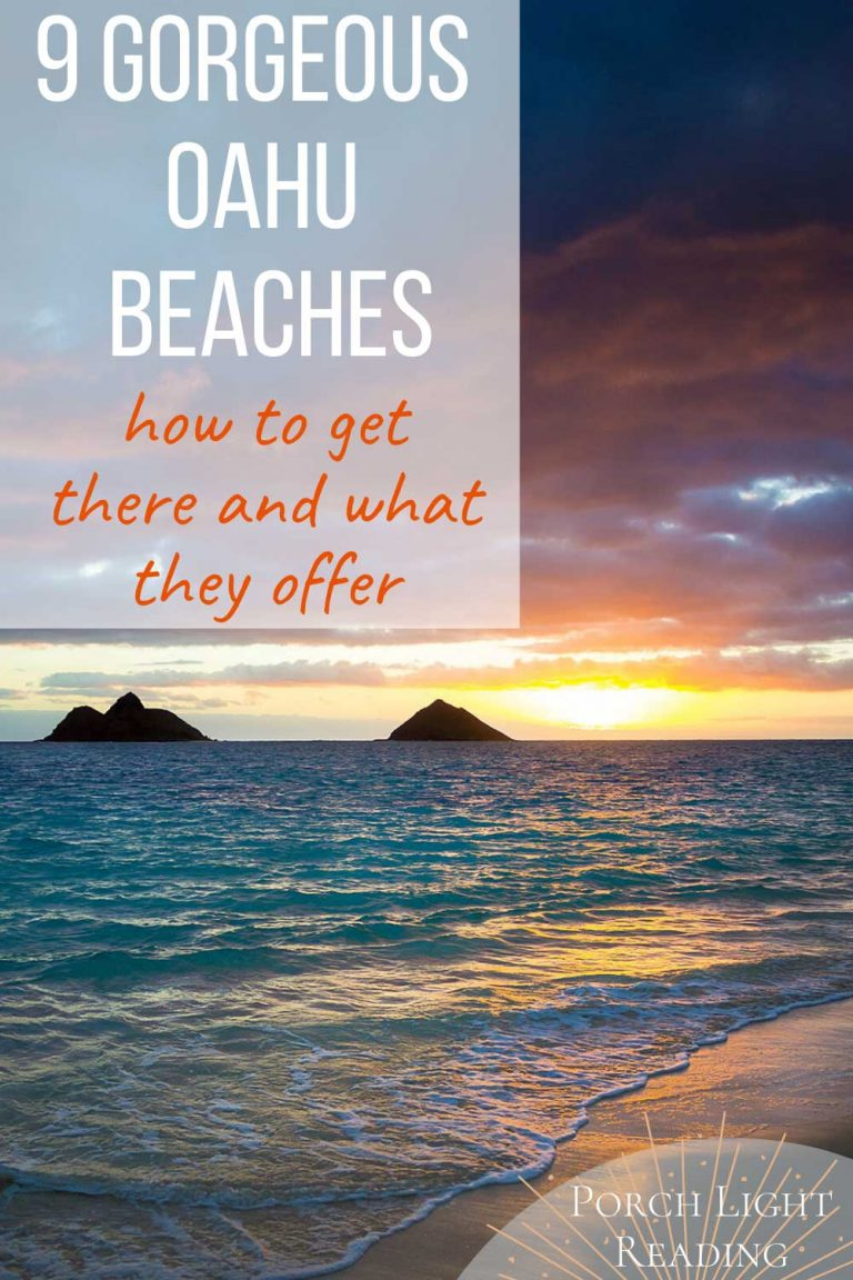 9 Gorgeous Oahu Beaches