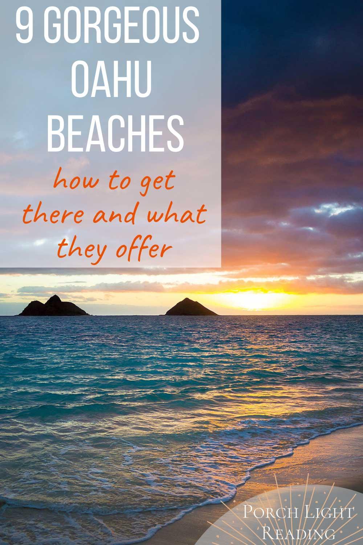 9 Gorgeous Oahu Beaches