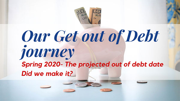 get out of debt journey part 4-also