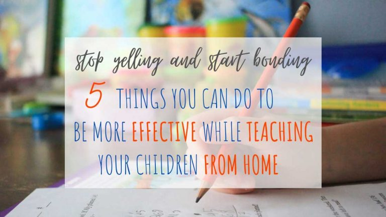 Tips for helping your child with their homework