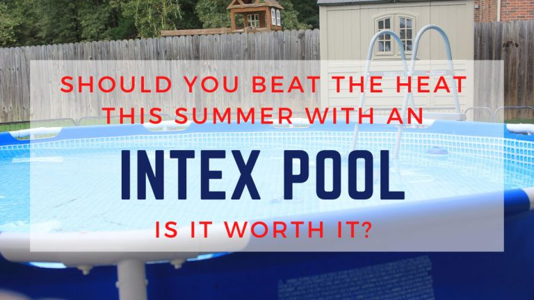 Intex pool-what you should know