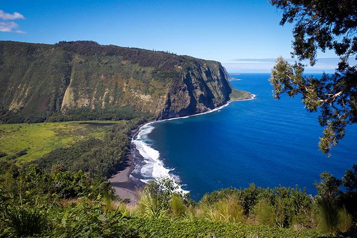 Waimea Valley Big Island Hawaii