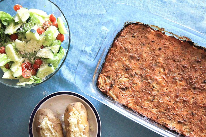 Vegetarian roast recipe