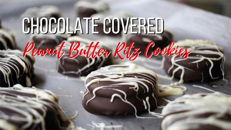 Ritz Cookie Recipe