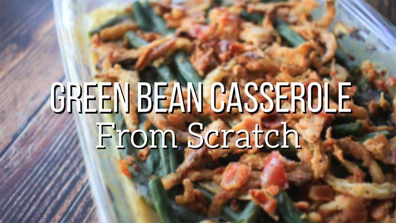 green bean casserole recipe h3
