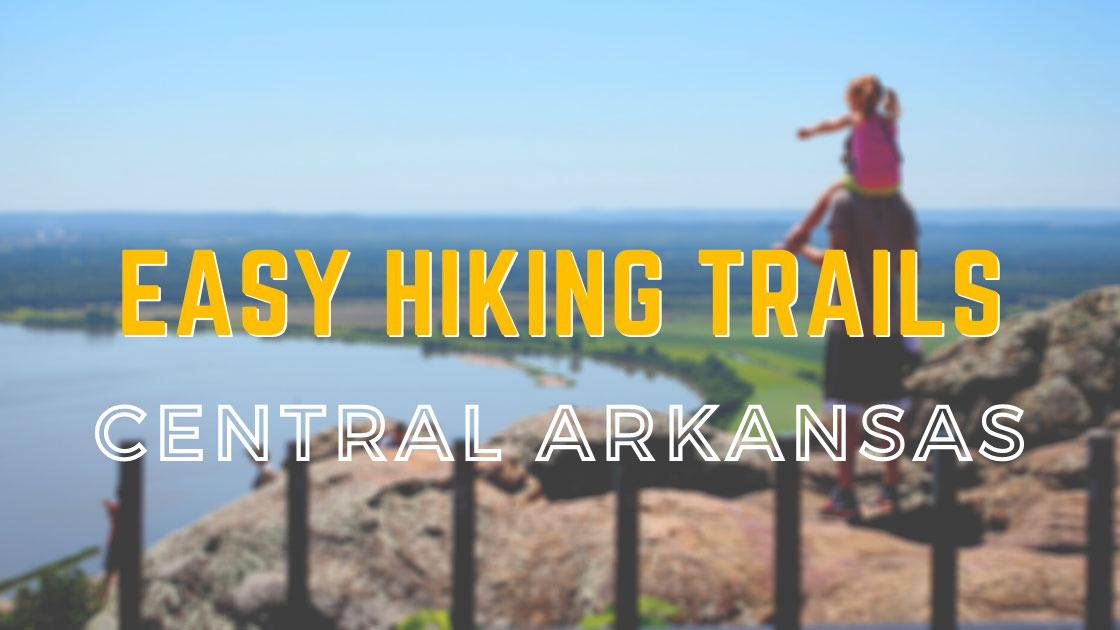 Hiking trails in Arkansas
