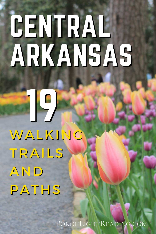Arkansas walking trails