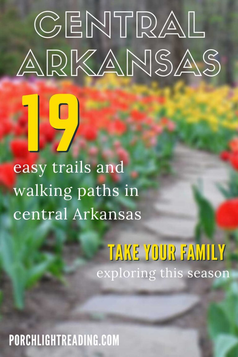 Arkansas trails
