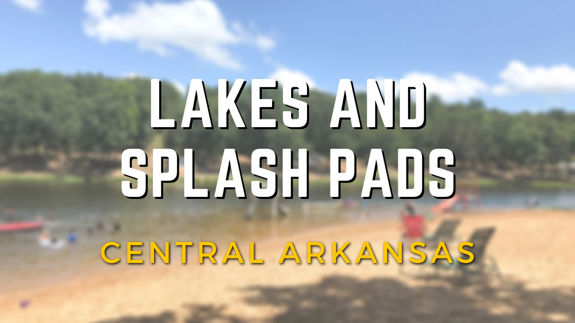 swimming holes Arkansas