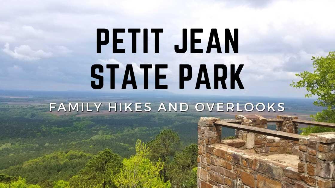Petit Jean State Park family hikes