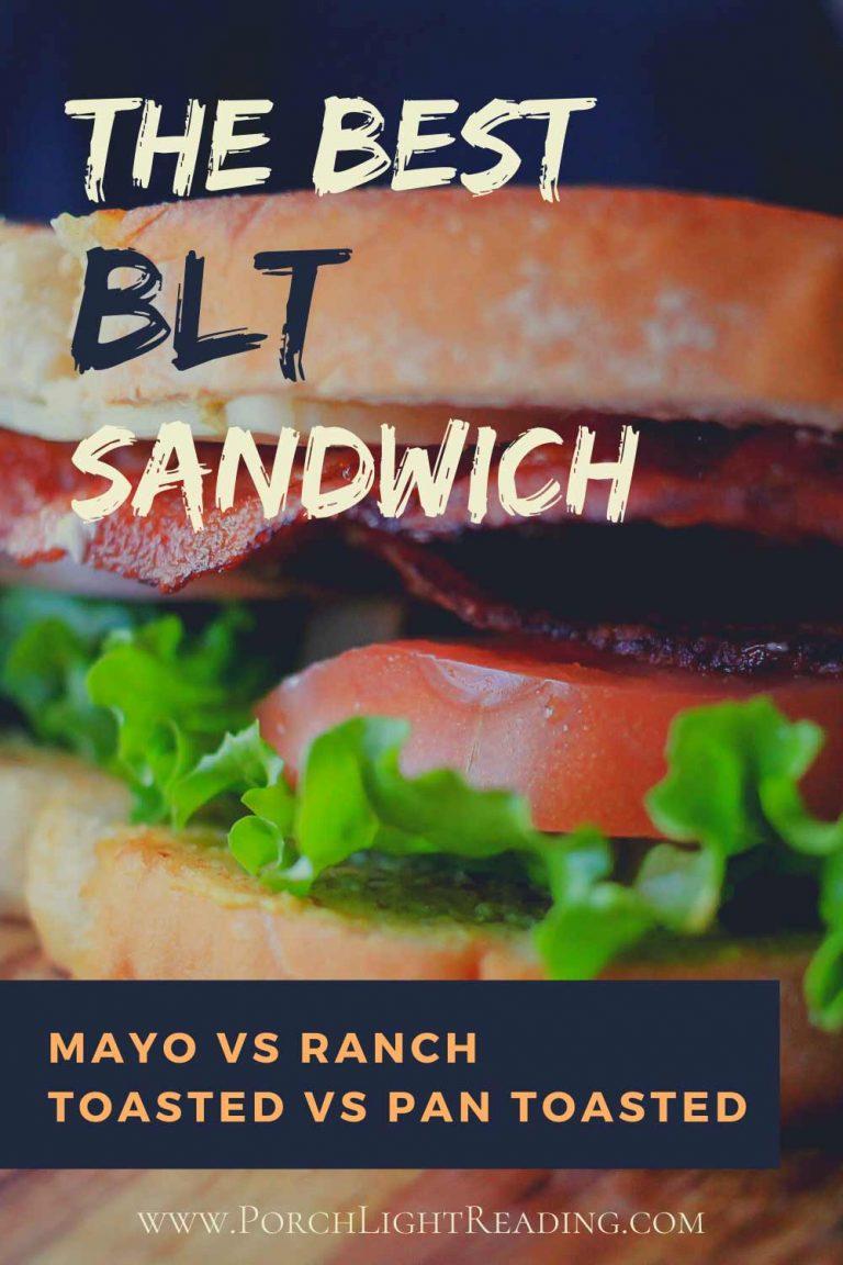 Best BLT sandwich