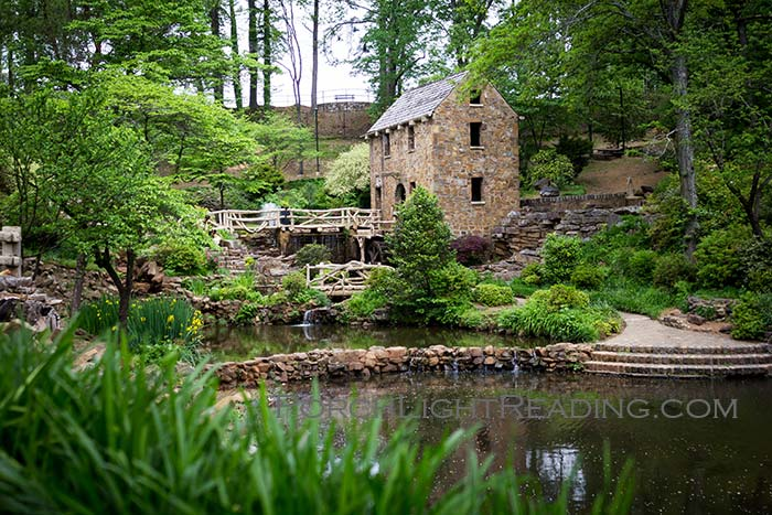 The Old Mill in North Little Rock Arkansas