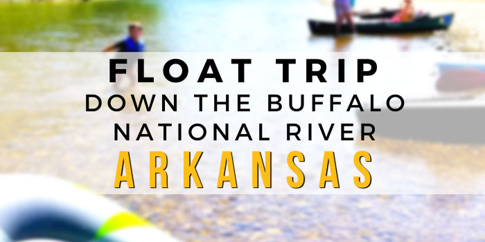 Arkansas float trip