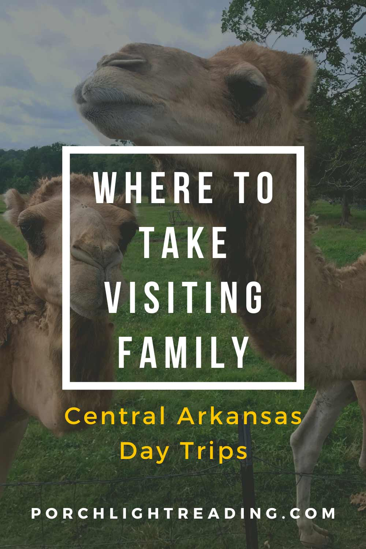 Arkansas day trips-where to take visiting family